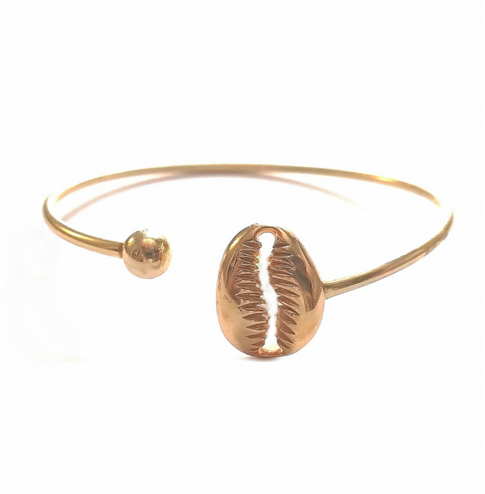 PULSERA PLAYA ESMERALDA GOLD BY HELLEN