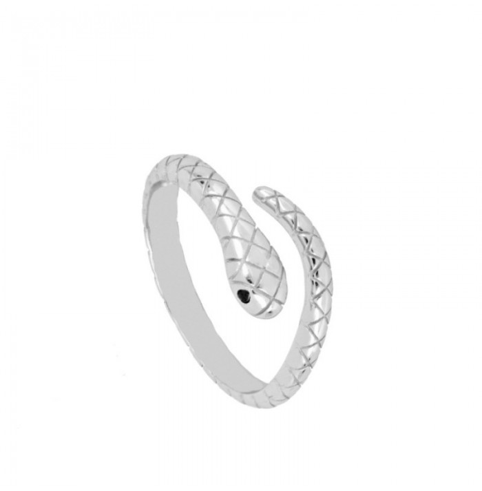 ANILLO LITTLE BUIKA SILVER