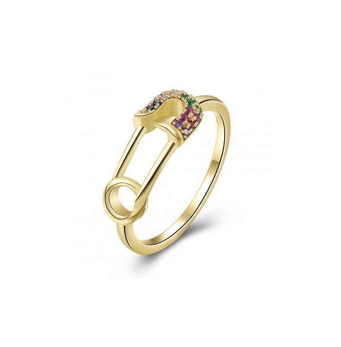 ANILLO VELVET COLORS GOLD