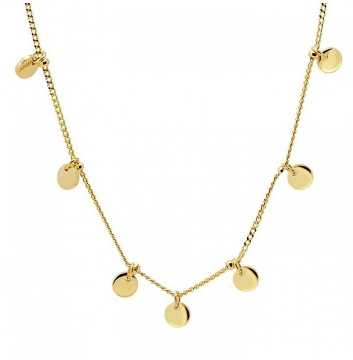 COLLAR KIKA GOLD