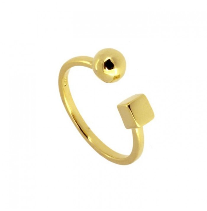 ANILLO HAPPINES GOLD