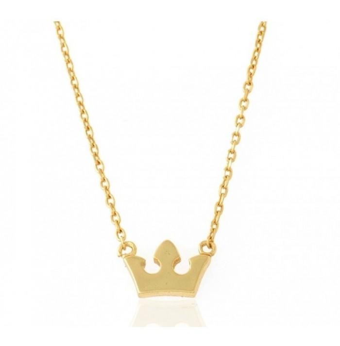 COLLAR LITTLE KING GOLD