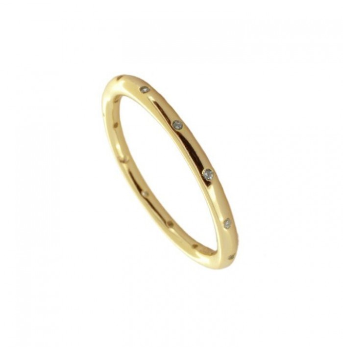 ANILLO BUCLE GOLD