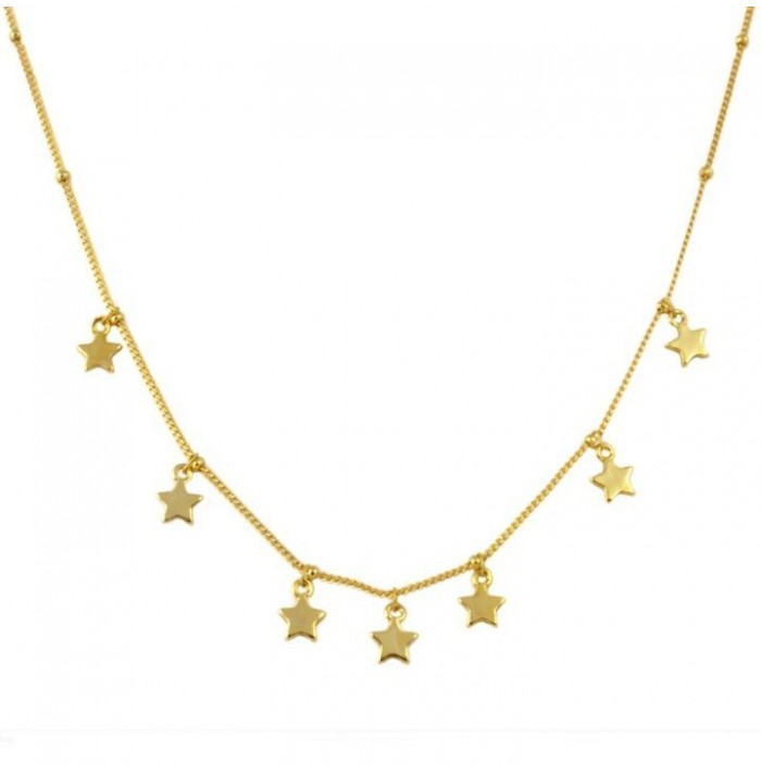 COLLAR VELLA GOLD