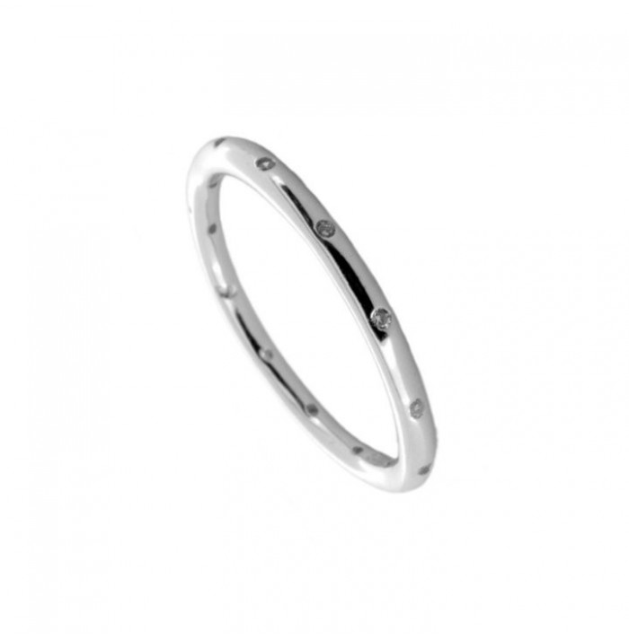 ANILLO BUCLE SILVER