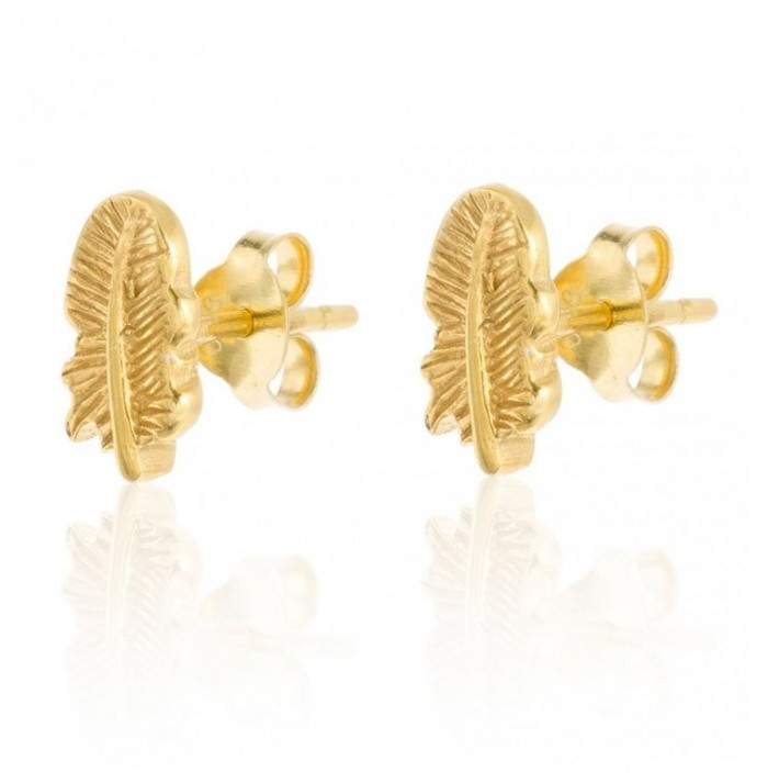 PENDIENTES KINARY GOLD