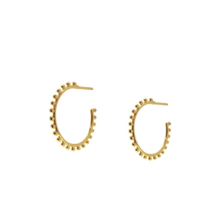 PENDIENTES MORGA GOLD