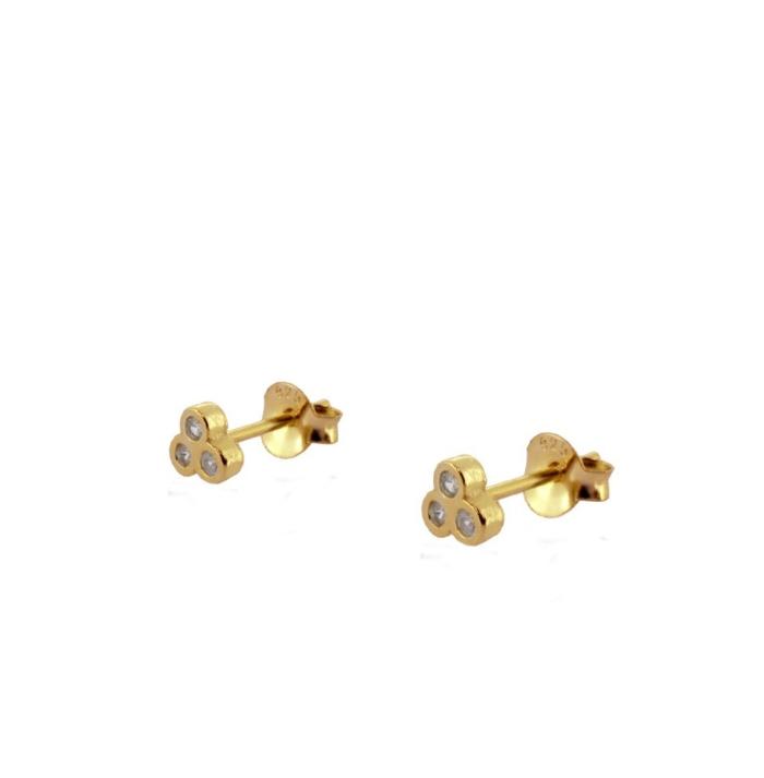 PENDIENTES AMBI GOLD