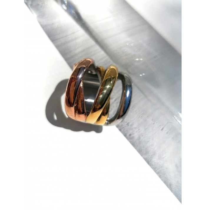 ANILLO MISTERY CHIC GOLD
