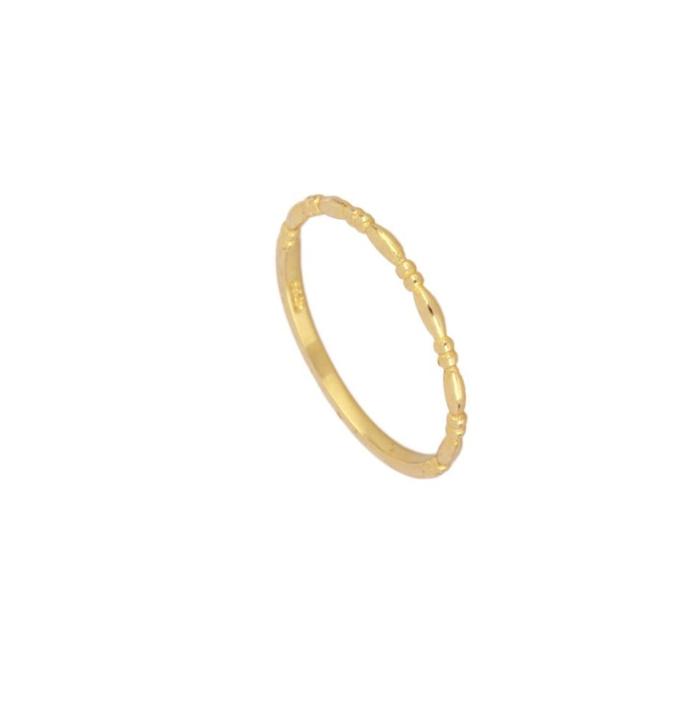 ANILLO MARINBA GOLD