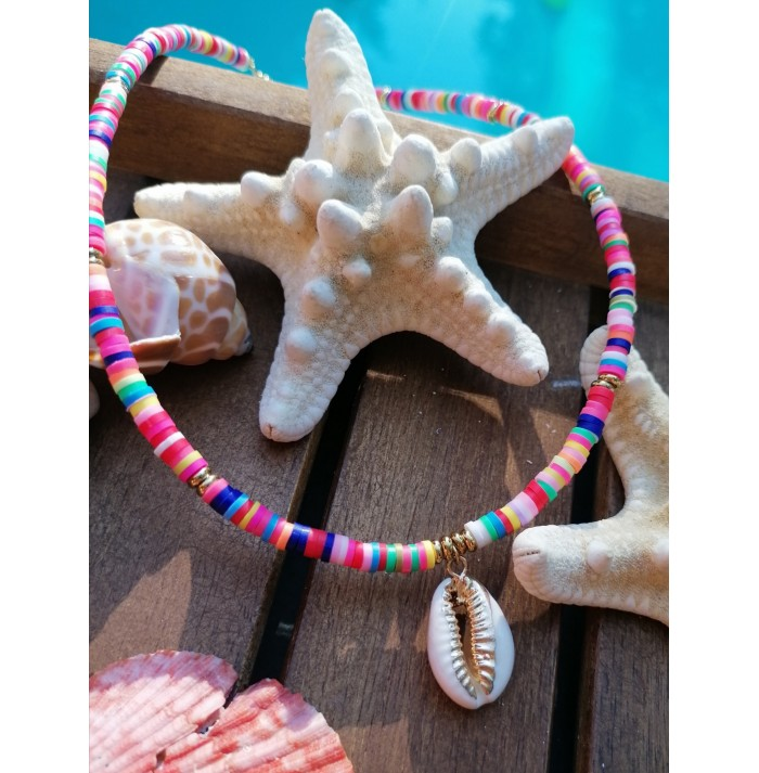 COLLAR  COLORS SUMMER GOLD