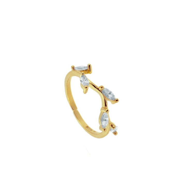 ANILLO ISABELLE GOLD