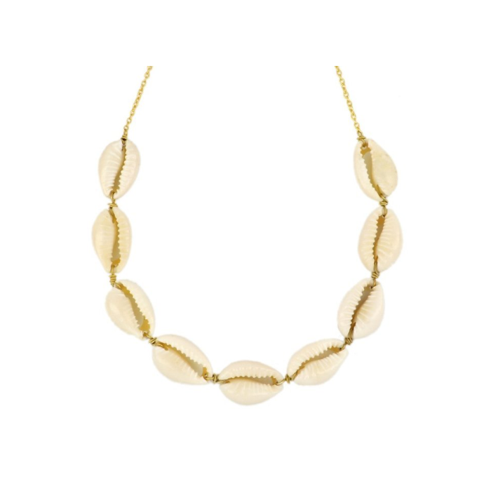 COLLAR MAREA GOLD