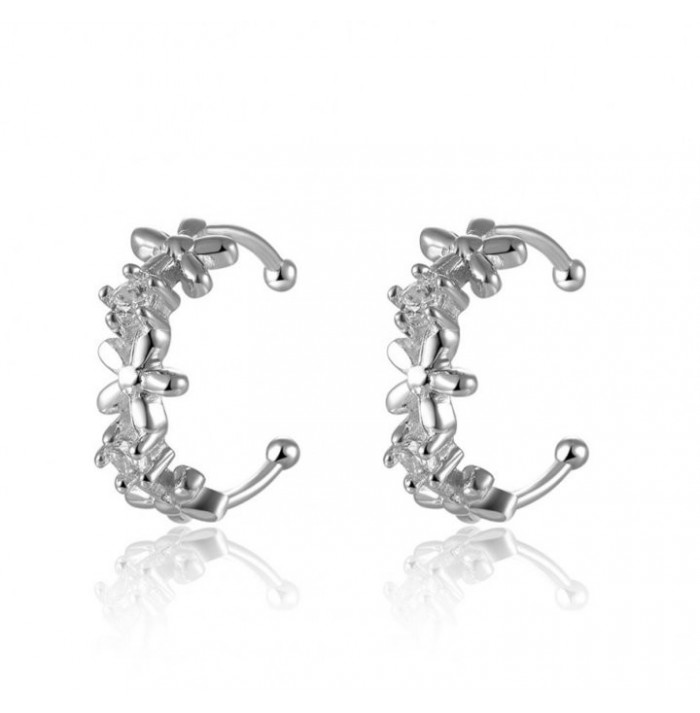 EAR CUFF MARGA SILVER