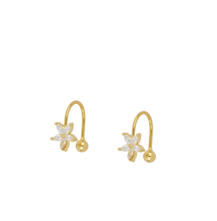 EAR CUFF ZAHARA  GOLD