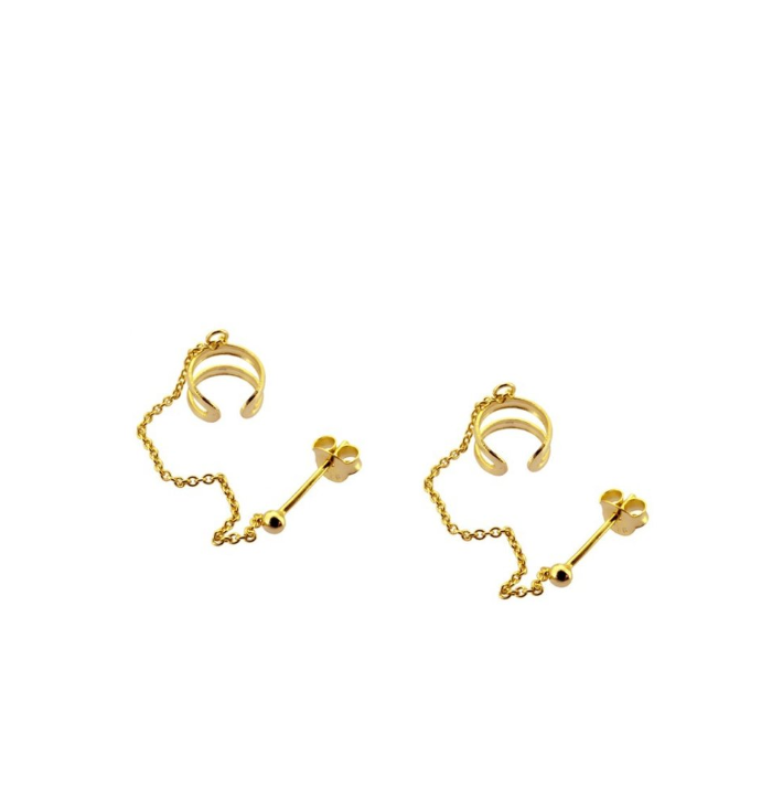 EAR CUFF  MILAN GOLD