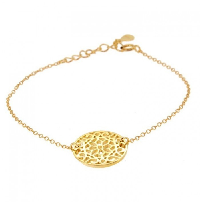 PULSERA CIRCE GOLD
