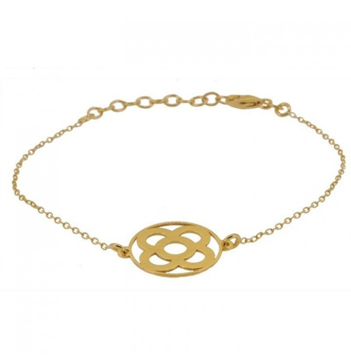 PULSERA DEMETHER GOLD