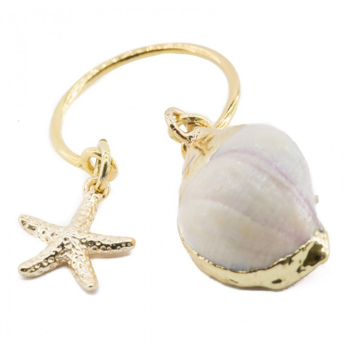 ANILLO CARIBE GOLD BY HELLEN