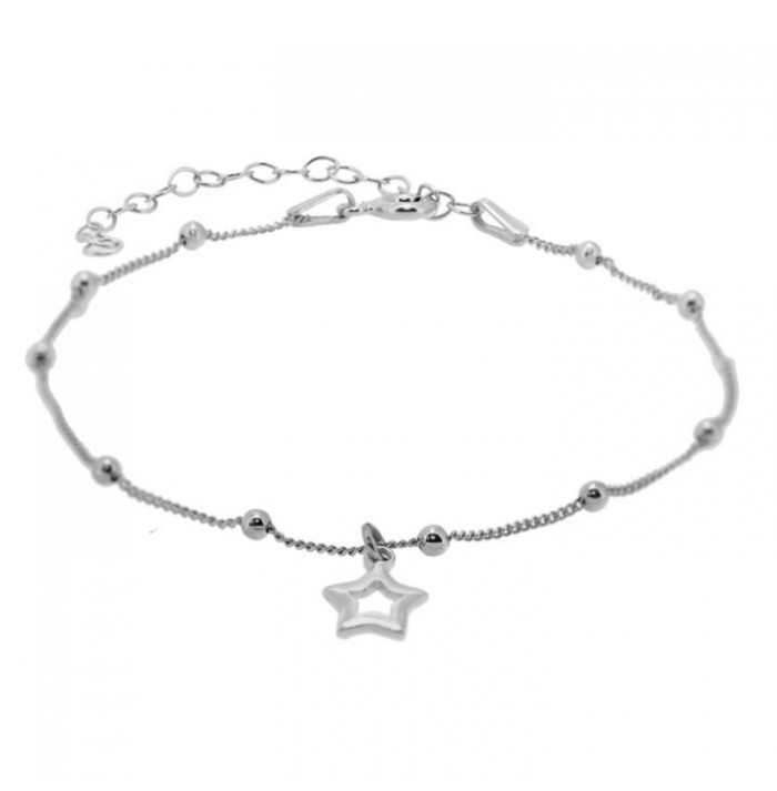 PULSERA STELLA MAGIC SILVER