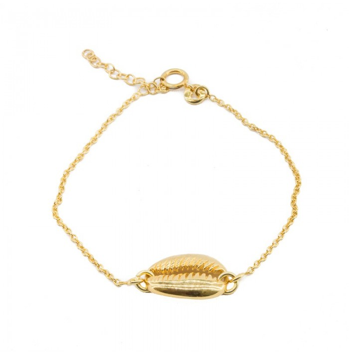 PULSERA O¨REILLY GOLD BY HELLEN