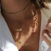 |New Collection| Diseños en Acero Inoxidable, su coloración es inalterable y una durabilidad permanente. . . .  #joyasspain #joyas #joyasplata #trendy #trendyjewelry #instagood #instajewellery #joyitas #collaresacero #instagood #joyasplata #anillosacero #pendientesacero #pendientesplata #collaresdorados #anillosplata #anillosdeacero #joyasinstagram