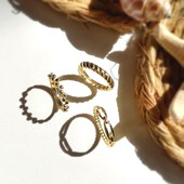 We 💖 rings! . #SoyAlmaBohemia #ring #rings #joya #jewels #jewelry #joyas #monday #anillodeplata #anillos #goldring #moda #designer #spain #madrid #diseñosdejoyas #anillosdecompromiso #anillosdeamor #anillosdeamistad #anillosdeplata #anilloplata #anillosconpiedras #mixrings