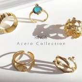 ANILLOS ⭐ Acero Collection ⭐ . . . #jewelry #jewellerygram #joyasmadrid #joyas #steeljewellery #silvernecklace #steeljewelry #necklaces #necklacesilver #steelnecklaces #soyAlmaBohemia #steelrings #steelbrazalet #joyasacero #acerojoyas #collaresacero #pendientesacero #trendy #trendyjewelry #anillosacero #anillos